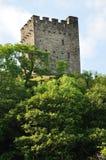 Dolwyddelan castle Stock Photo