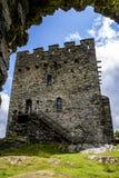 Dolwyddelan Schloss Lizenzfreie Stockfotos