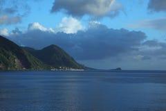 Domínica, ilhas das Caraíbas Fotografia de Stock