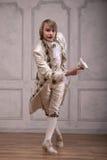 Domínio consumado do mágico Fotos de Stock Royalty Free