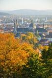 DOM καθεδρικών ναών frauenberg fuldaer Στοκ φωτογραφίες με δικαίωμα ελεύθερης χρήσης