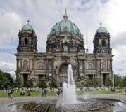 DOM του Βερολίνου στοκ φωτογραφίες με δικαίωμα ελεύθερης χρήσης