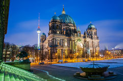 DOM του Βερολίνου στοκ φωτογραφίες