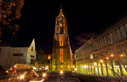 DOM Φρανκφούρτη καθεδρικών ναών Στοκ φωτογραφία με δικαίωμα ελεύθερης χρήσης