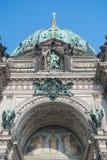 Dom берлинца (собор Берлина) Стоковые Фото