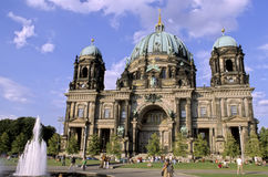 dom Германия berlin стоковая фотография