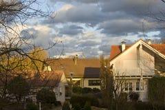 dom Zdjęcie Royalty Free