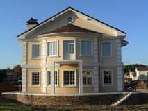 dom Obrazy Royalty Free