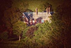 Dom Zdjęcia Royalty Free