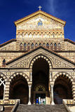 Dom of Amalfi, Campania, Italy Royalty Free Stock Images