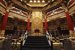 Dom antyczni Chińscy cesarzi Obrazy Stock
