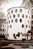 Dom architekt Melnikov w Moskwa, Rosja Fotografia Royalty Free