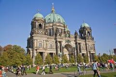 Dom- Berlín, Alemania Fotografía de archivo