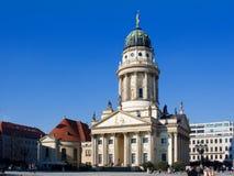 Dom Berlín de Franzuesischer. fotografía de archivo