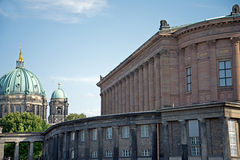 Dom and Bode museum, Berlin, Germany Royalty Free Stock Photography