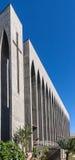 Dom Bosco Sanctuary Brasilia Imagem de Stock Royalty Free