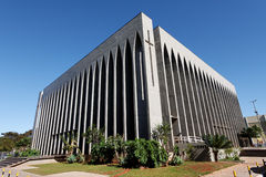 Dom Bosco Santuary Brasilia Stock Afbeeldingen