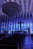 Dom Bosco Santuary Brasilien Stockfoto