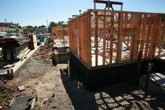 dom budowy budynków pojęć Obrazy Royalty Free