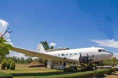 Dom Budujący samolot ja Robi utrzymaniu Obrazy Royalty Free