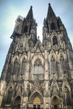 The Dom cathedral in Cologne, Germany Stock Photos