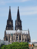 Dom Cathedral in Cologne, Germany Royalty Free Stock Images