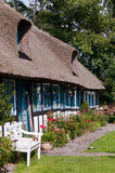 dom cembrujący Fotografia Royalty Free