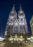 Dom of Cologne Royalty Free Stock Photography