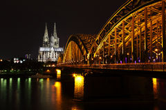 DOM in Cologne Royalty Free Stock Photography