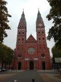Dom de Hamburgo imagenes de archivo