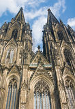 Dom de Koelner (catedral de Colonia) Fotos de archivo libres de regalías
