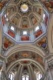 Dom de Salzburger Fotografía de archivo libre de regalías
