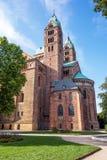 Dom de Speyer Imágenes de archivo libres de regalías