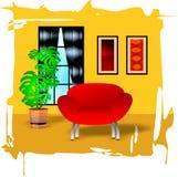 dom dekoracji ilustracja wektor