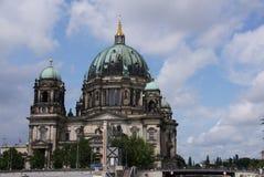 Dom del berlinés fotos de archivo libres de regalías