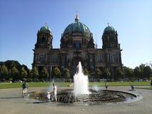 Dom del berlinés Imagen de archivo libre de regalías