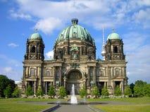 Dom del berlinés, Alemania Foto de archivo