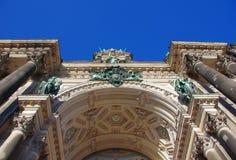 Dom del berlinés, la catedral histórica famosa de Berlín Imagen de archivo
