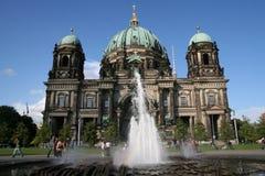 DOM del berlinese Fotografie Stock Libere da Diritti