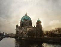 DOM del berlinese Fotografia Stock
