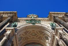 DOM del berlinese, la cattedrale storica famosa di Berlino immagine stock