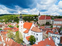 Dom Der Wachau, Krems fotos de stock royalty free