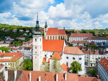Dom Der Wachau, Krems Royalty Free Stock Photo