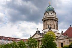 DOM Deutscher (Βερολίνο) στοκ φωτογραφίες