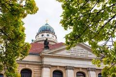DOM Deutscher (Βερολίνο) στοκ εικόνα με δικαίωμα ελεύθερης χρήσης