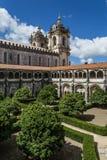 Dom Dinis przyklasztorny w Alcobaca Zdjęcie Royalty Free