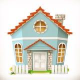 Dom, dom przygotowywa ikonę