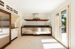 Dom, domowa kuchnia zdjęcia royalty free