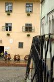 Dom Dracula w Transylvania zdjęcie stock