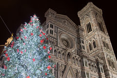 Dom of Florence in Tuscany, Italy Royalty Free Stock Photography